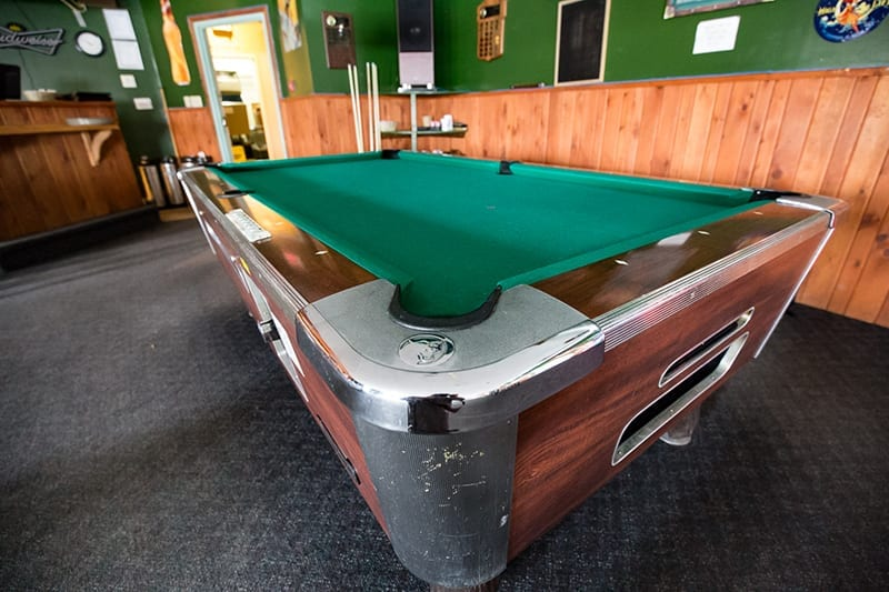 Come Enjoy a Round or Two of Pool